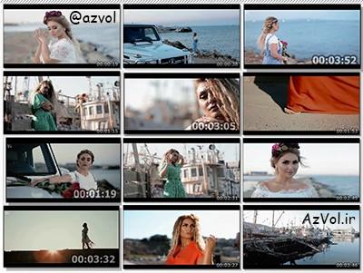 دانلود موزیک ویدیو آذربایجانی جدید Sebnem Tovuzlu به نام Unut Meni